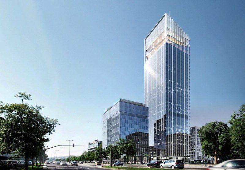 Olivia Business Centre w Gdańsku Oliwie
